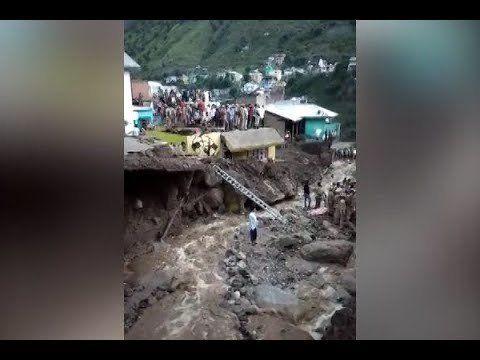 Several feared dead in cloudburst in Jammu and Kashmirs Doda https://t.co/ItLFpbFMNO #NewInVids https://t.co/bzG5SdPWeh #NewsInTweets