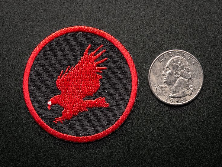 CadSoft EAGLE - Skill badge, iron-on patch