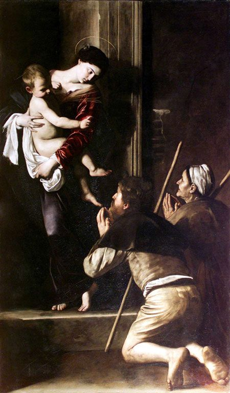 Dena check this out...Interactive: In Rome, Caravaggio Still Beckons Hoi Polloi - Interactive Feature - NYTimes.com