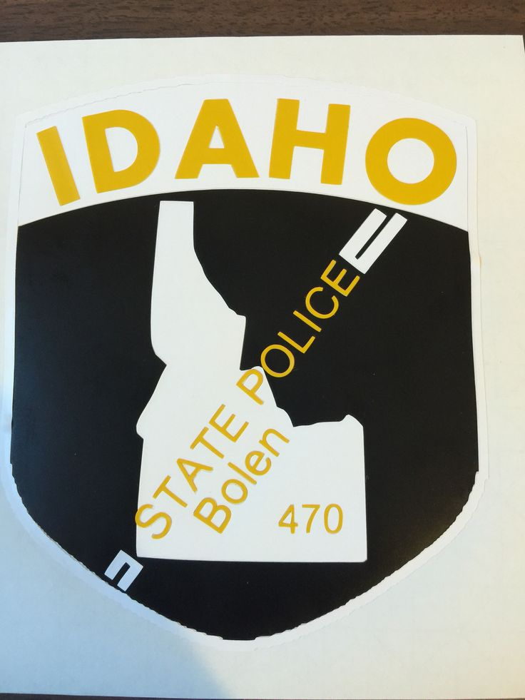 ISP vinyl patch for one of my good friends. I changed a few things as not to infringe on ISP.