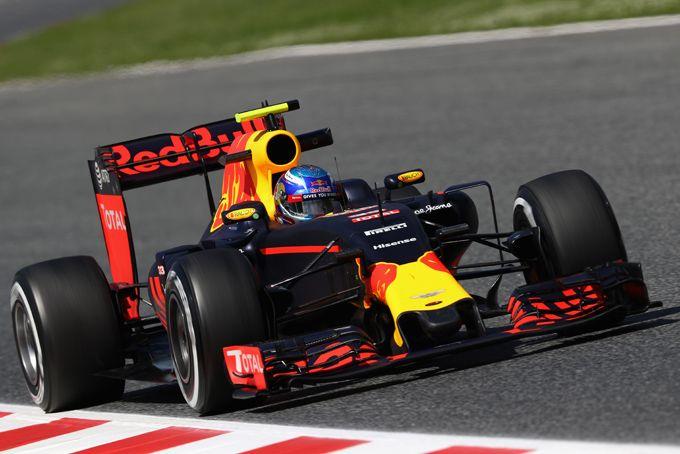 Formule 1 vind ik ook leuk om naar te kijken!