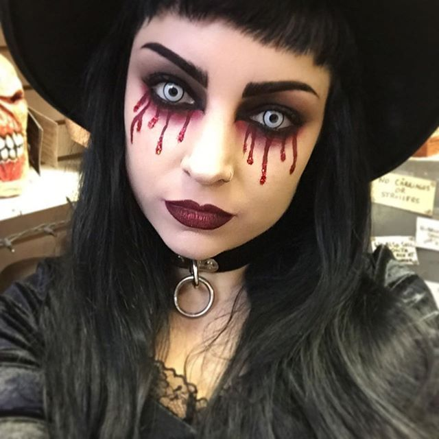 284 best Halloween makeup and corpse paint [SFX makeup] images on ...