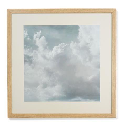 cloud Framed Print homemaker