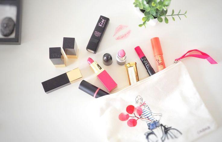 Collection rouge à lèvres