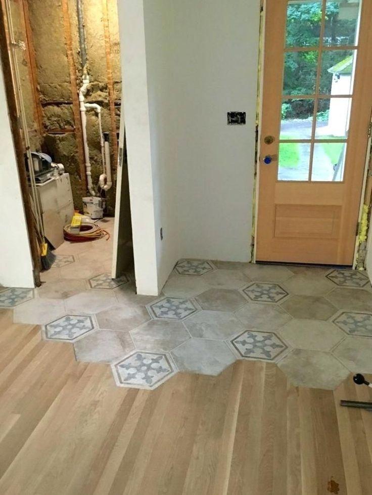 35 Stunning Hexagon Tile Transitions Design