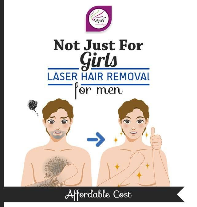 #LaserHairRemoval is growing in popularity for men. In fact, one in every 5 of our hair removal #patients are men.Our most commonly treated areas for men at #MarmmKlinik include #Backs, #Shoulders, #Chests and #Abs.  Visit Here : http://www.marmm.com/skin-treatment/laser-hair-removal/  #Formen #Hairfree #Notonlyforgirls #Indoremodels #Bhopal