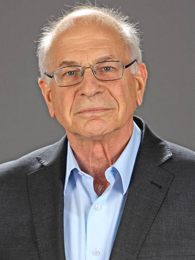 "Daniel Kahneman (b.1934), psychologist awarded the Nobel prize in Economic Sciences for his research on the psychology of judgment and decision-making, as well as behavioral economics, author of the book ""Thinking fast and slow"""