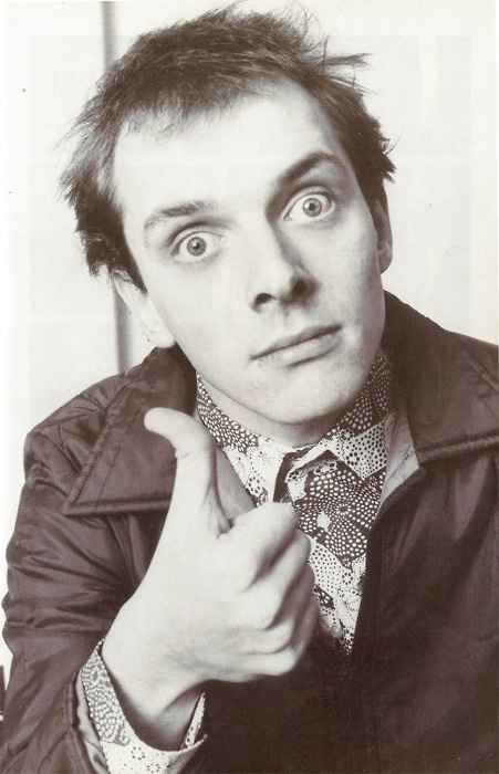 RIP Rik Mayall, died 9th June 2014 aged 56.  He was a huge figure in comedy and an important influence to me when I was growing up.  So sad he's gone.