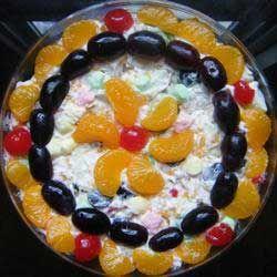 How to make Ambrosia-Fruit-Salad