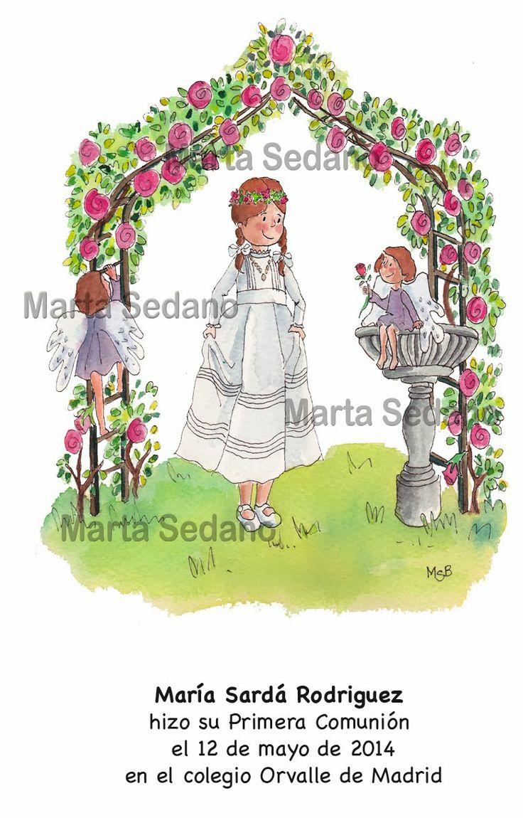 Ilustrated by Marta Sedano