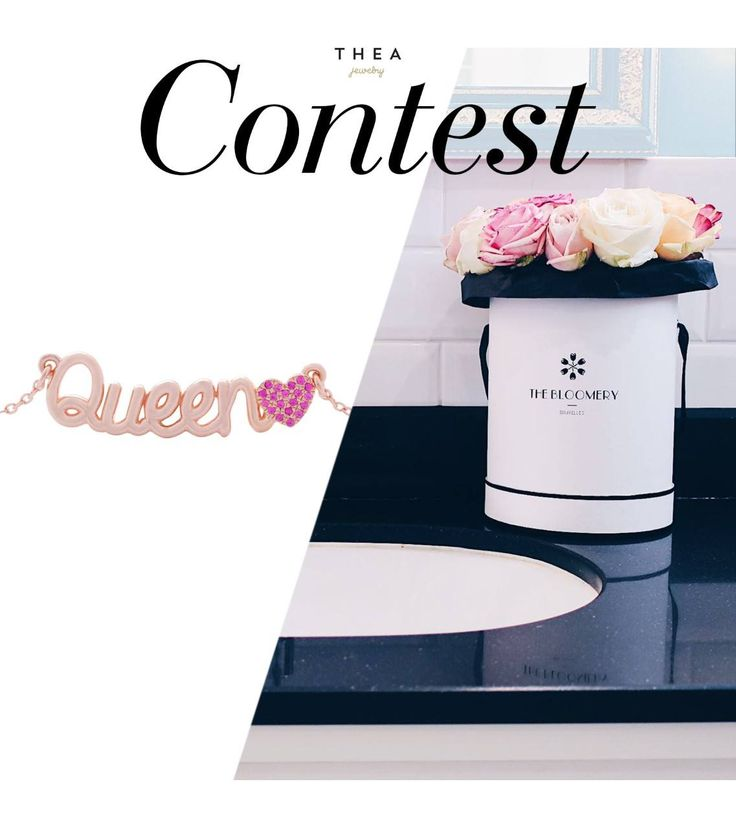 🎉 FACEBOOK MOTHER'S DAY GIVEAWAY 🎉  Your mother deserves the best! Try your luck to win a beautiful necklace Thea Jewelry, as well as a flower bouquet made by The Bloomery Bruxelles   Steps to follow:  1) Like Thea Jewelry & The Bloomery Bruxelles pages 2) Tag 3 friends in the comment of this post 3) Share this post on your wall (public)  🎁 The winner will be announced on May 9th 2017 📬 Delivery of both will be on May 13th 2017  ------- Contest only available in Belgium -------