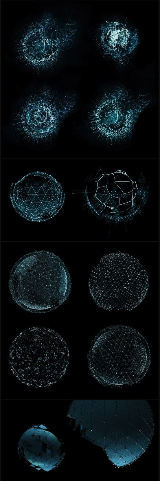 Awesome!/ Stuff/ Blue/ Interface/ Design/ Creative/ Fun/ Cool/ Neat/ Super/ Captivating/Graphics/ -#TRON #sphere #GMUNK