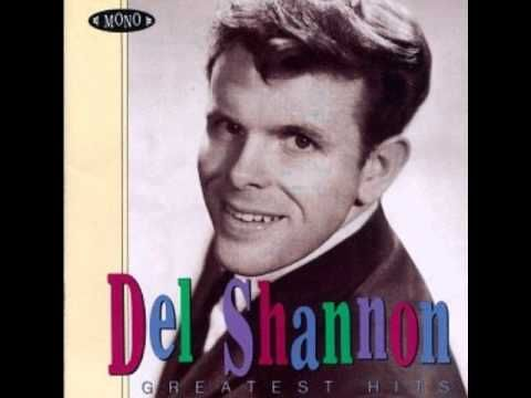 """Del Shannon - """"Little Town Flirt"""" - (1963) I think i literally wore this 45 out...still love this song!"""