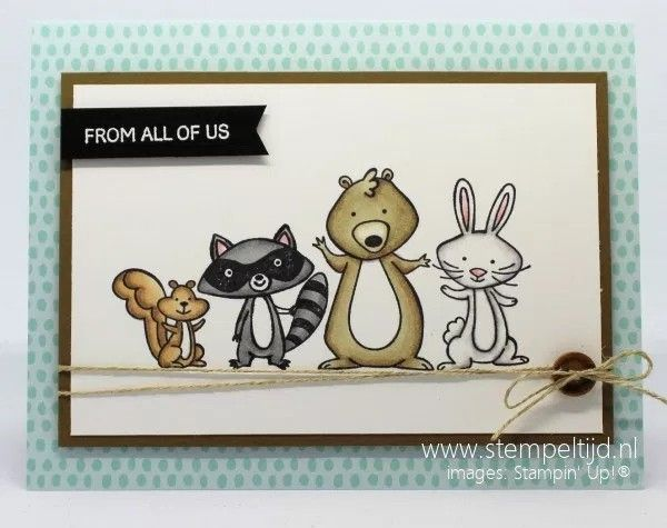 We must celebrate, tutti-frutti cards & envelopes - Stampin Up
