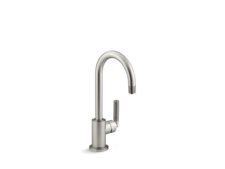 Kallista entertainment and bar faucets come in a range of styles for your kitchen or wet bar.Transitional in style, the Vir Stil® by Laura Kirar Entertainment Faucet will enhance the look of any kitchen.