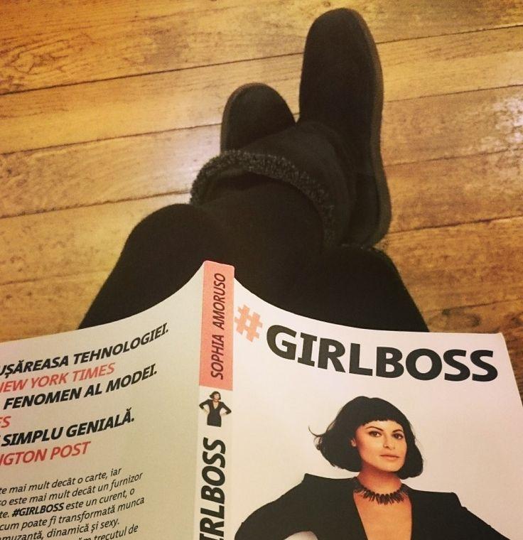 #GIRLBOSS - inspirație și antreprenoriat