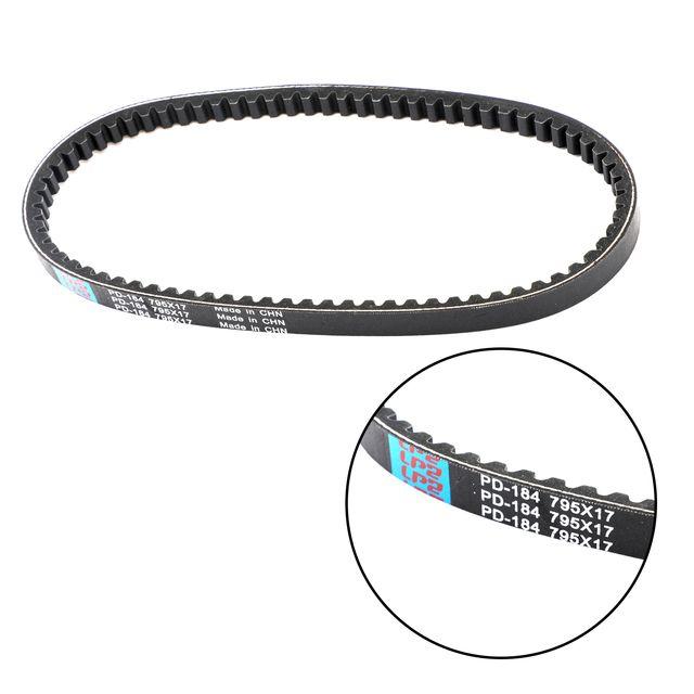 Primary Drive Clutch Belt For Polaris Predator 50 04 06 Scrambler 50 01 03 Black Scrambler Clutch Belt