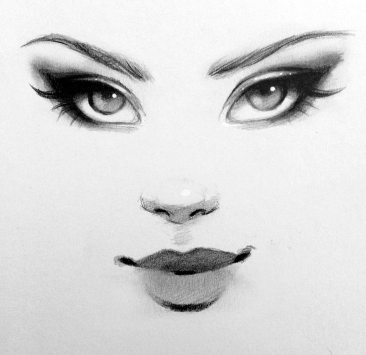 How to draw character eyes by gabbyd70.deviantart.com on @DeviantArt