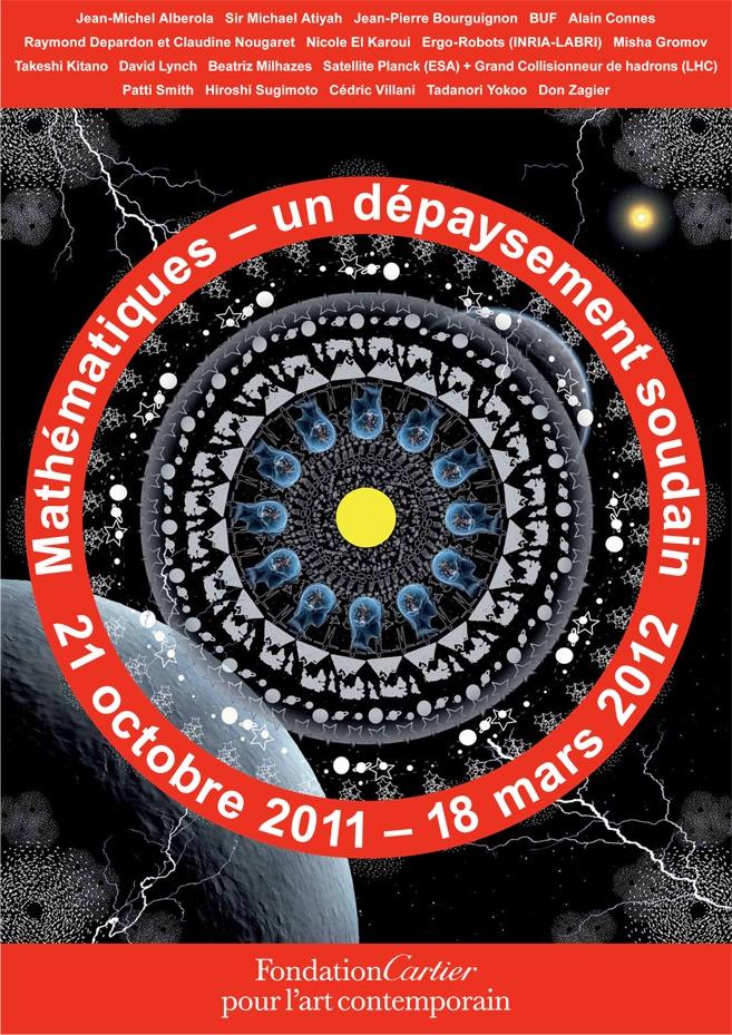 Maths Fondation Cartier -> 18/03/12