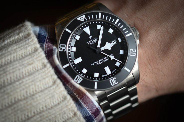 The Tudor Pelagos — HODINKEE - Wristwatch News, Reviews, & Original Stories
