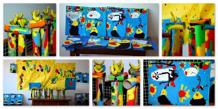 Educación Infantil. Proyecto Joan Miró