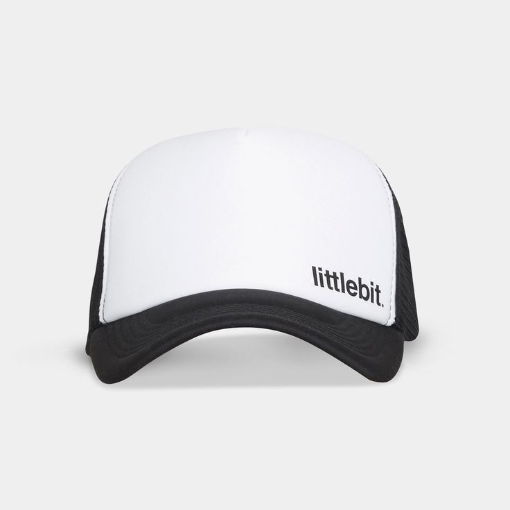 Love your trucker caps? Try something a little bit different and a little bit cool for teens. Check out the new range from littlebit. This snapback cap is available in black and white. Great gift idea! Get a #littlebit #teens #cap at littlebit.com/.... #giftforgirls #giftforboys #teenfashion #teenaccessories #truckercap #truckerhat #hats #boysfashion #girlsfashion