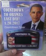 Obama Countdown Timer