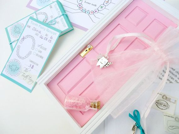Hey, I found this really awesome Etsy listing at https://www.etsy.com/uk/listing/239840084/tooth-fairy-door-kit-baby-pink-tooth
