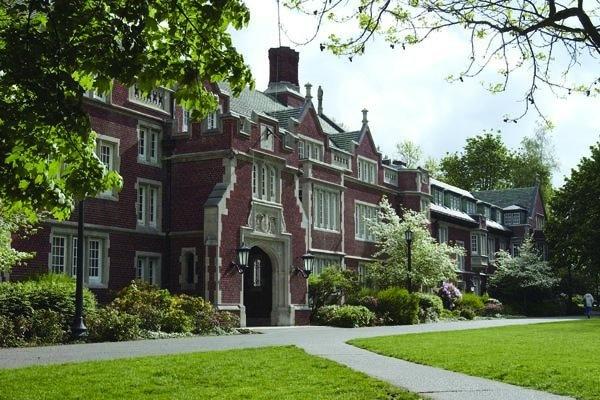 Reed College, Portland Oregon