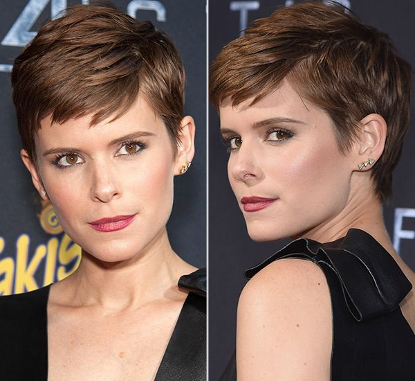 Newest addition to the pixie cut! I love it! kate mara pixie cu - Google Search