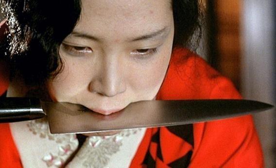 Eiko Matsuda in In the Realm of The Senses [愛のコリーダ] (dir. Nagisa Oshima, 1976)