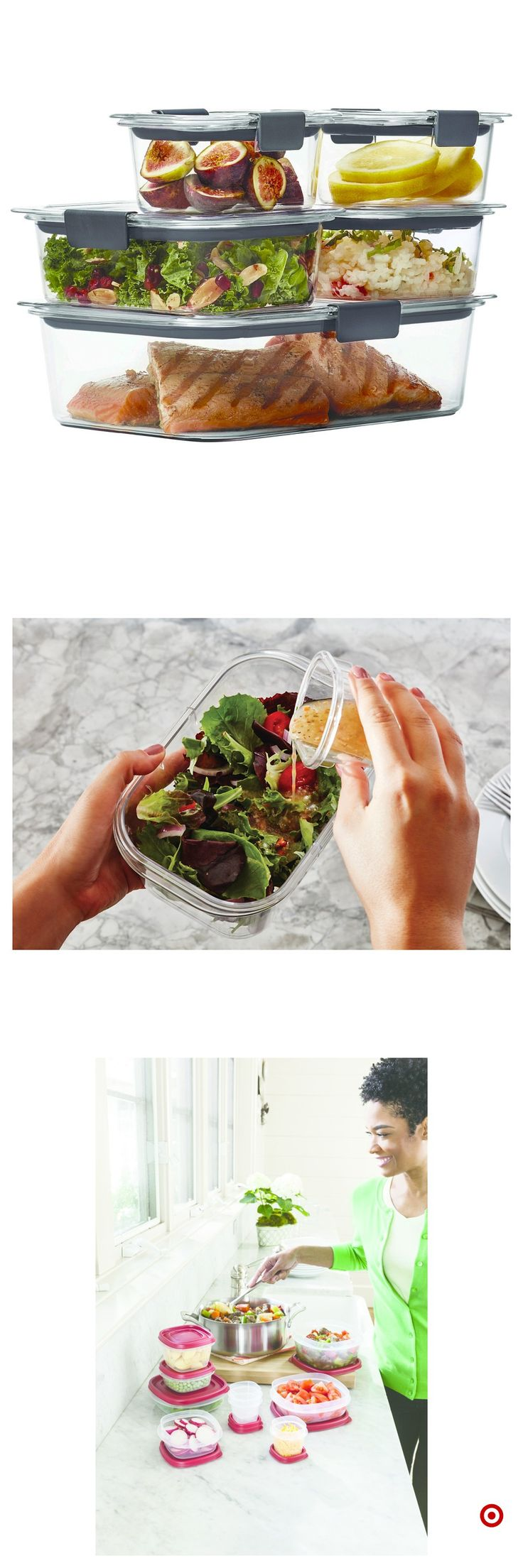 Shop Target for food storage container set you will love at great low prices. Free shipping on orders of $35+ or free same-day pick-up in store.