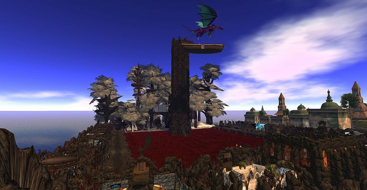 Fantasy Faire 2013 - Crimson Fields