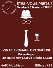 Vin & Fromage Optométrie