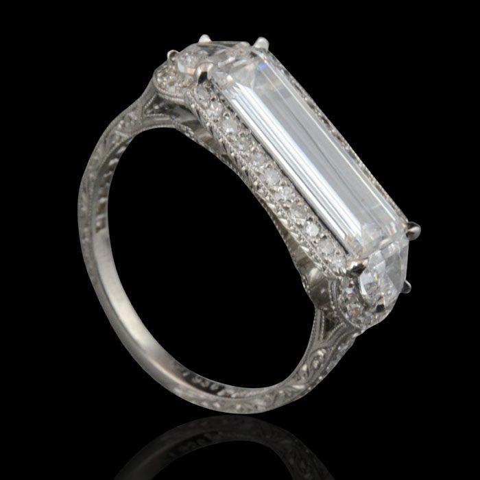 Hancocks & Co (Jewellers) Ltd. I LOVE this. So unusual.