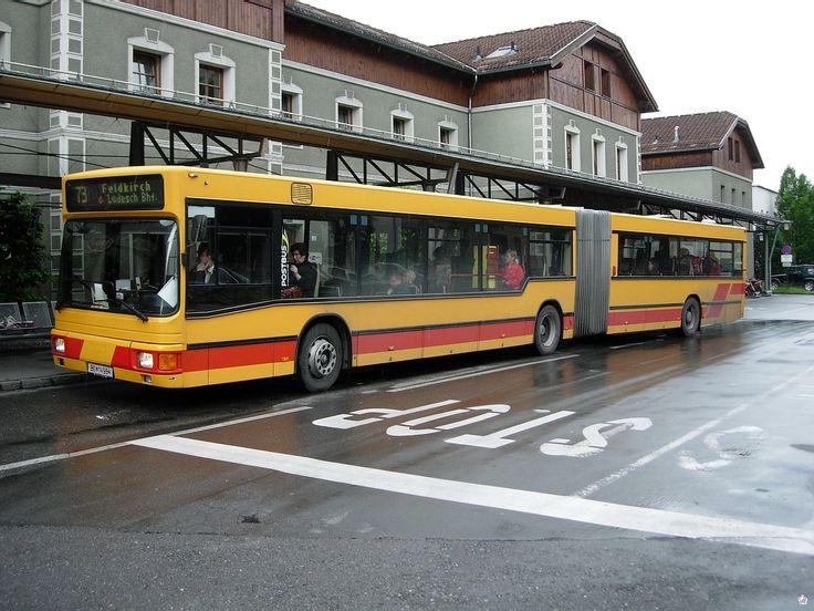 Postbus, Bundesbus, Bahnbus, ÖPT, ÖBB, ÖBB Bus, VVT, VOR, Autobus, Österreich,
