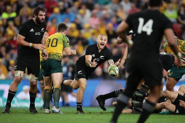Tj Perenara Photos Photos Australia V New Zealand Tj Perenara All Blacks Rugby