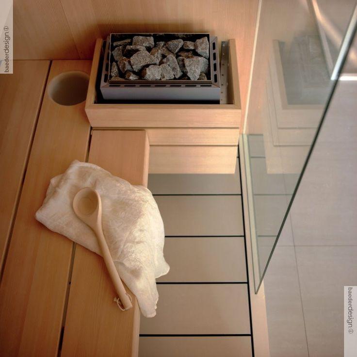 Effegibi | Logica SH | | Home Spa | Saunabereich