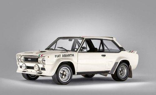 1978 Fiat-Abarth Rally 131 Supermirafiori