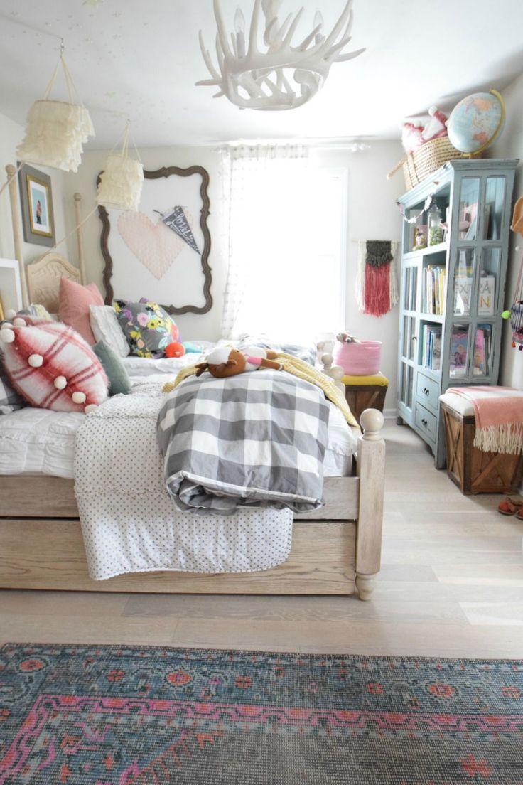 Spring Home Decor Ideas  Spring Home Tour Girls Bedroom. Best 20  Spring home decor ideas on Pinterest   Spring decorations