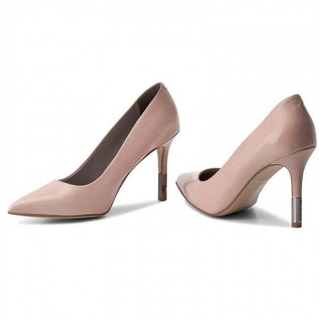 Pantofi cu toc subțire EVA MINGE - Adoria 1B 17SF1372166ES 121