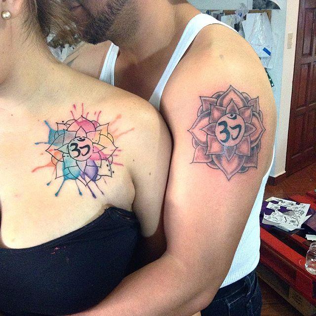 Resultado de imagen para tatuaje de pareja