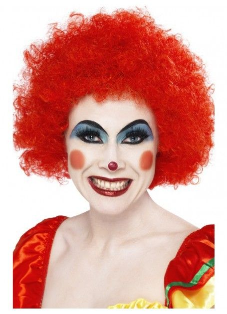 Let's Party With Balloons - Red Crazy Clown Wig, $25.00 (http://www.letspartywithballoons.com.au/red-crazy-clown-wig/)