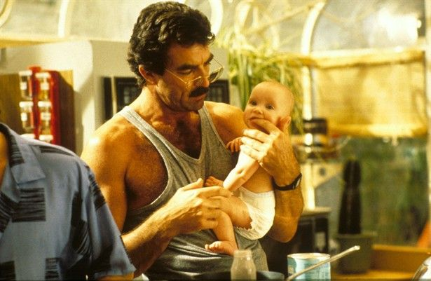 Three men and a baby | best movies IMO | Pinterest
