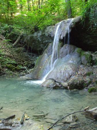 Bucamante Waterfalls (small waterfall, hiking trail) - Serramazzoni