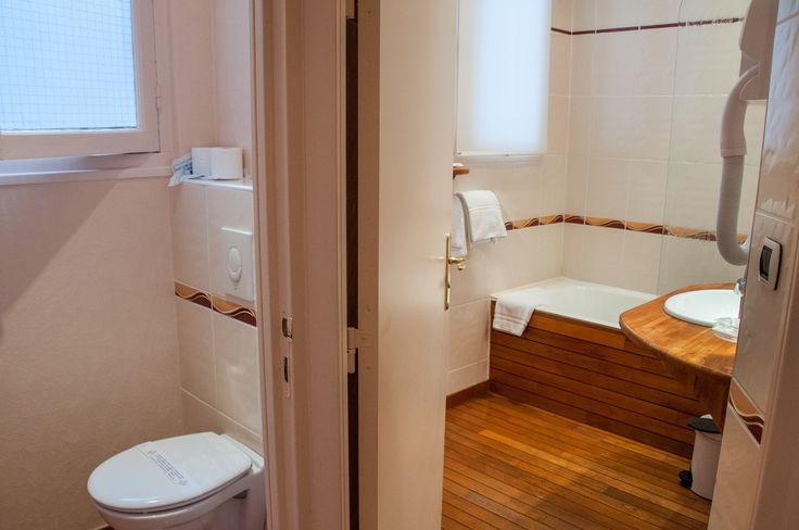 Salle de bain Appartement 6 personnes vue sur mer