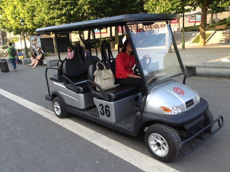 Golf car + #Doca !!