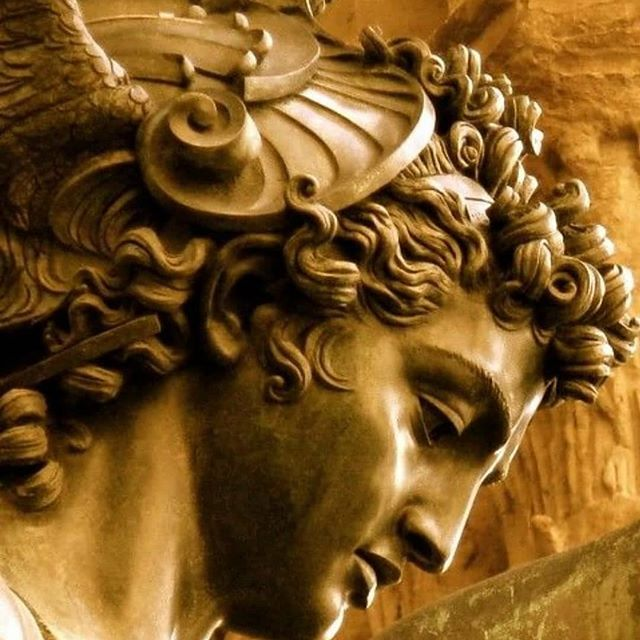 Perseus Gold Aesthetic Classical Antiquity Aesthetic