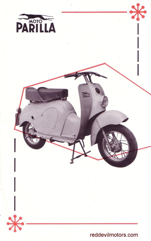 16 besten Parilla Scooter Bilder auf Pinterest   Roller, Motorräder ...