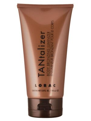 TANtalizer Body Bronzing Luminizer from Lorac | Find more cruelty-free beauty @Quirkist |